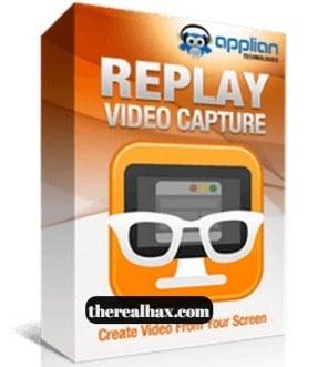 Replay Video Capture Crack