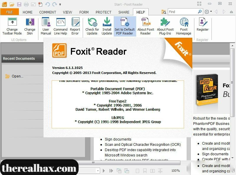 Foxit Reader Activation Key