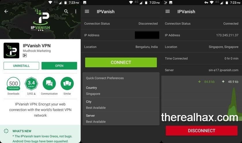 IPVanish VPN Cracked Account