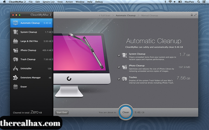 how to remove cleanmymac 3